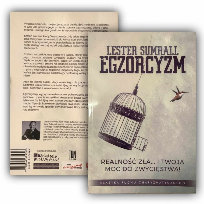 EGZORCYZM - Lester Sumrall